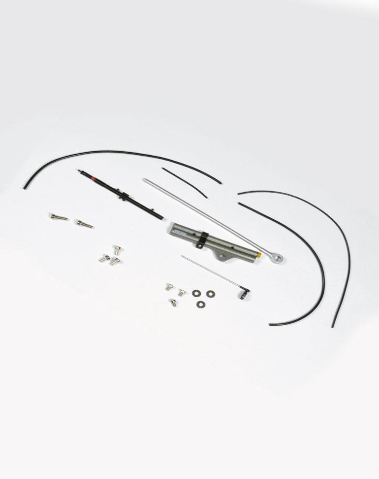 Fascículo 72 + Amortiguador de la dirección y montaje de los depósitos de los semimanillares