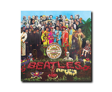 Entrega 2 SGT. PEPPERS LONELY HEARTS CLUB BAND + caja contenedora
