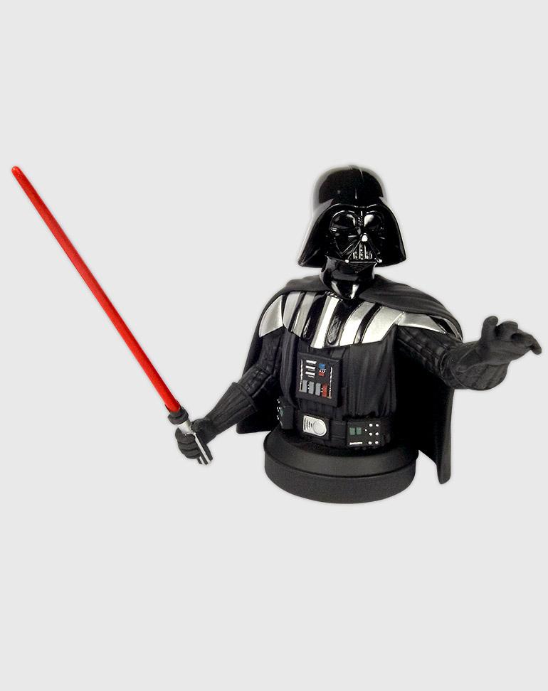 Fascículo 1 + Busto Darth Vader