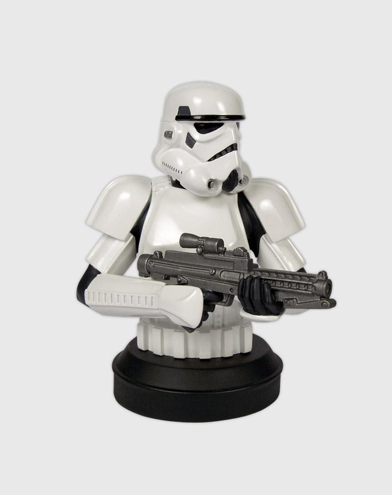 Fascículo 3 + Busto Stormtrooper