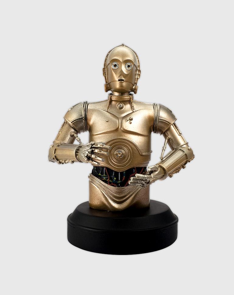 Fascículo 6 + C-3PO