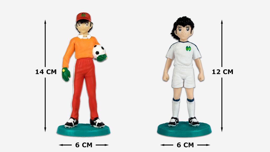 Características de las figuras: