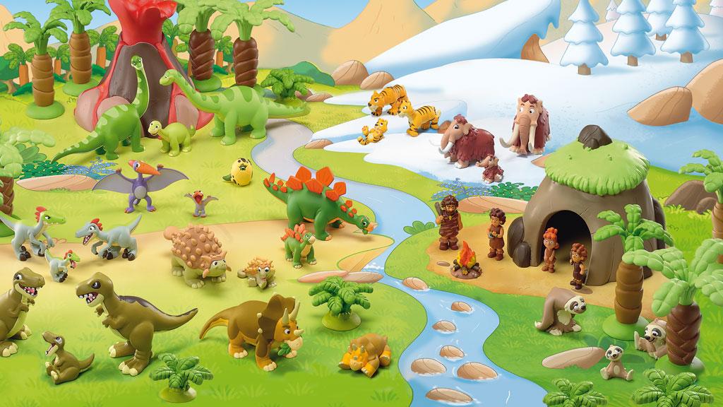 ¡Descubre unos animales fascinantes!