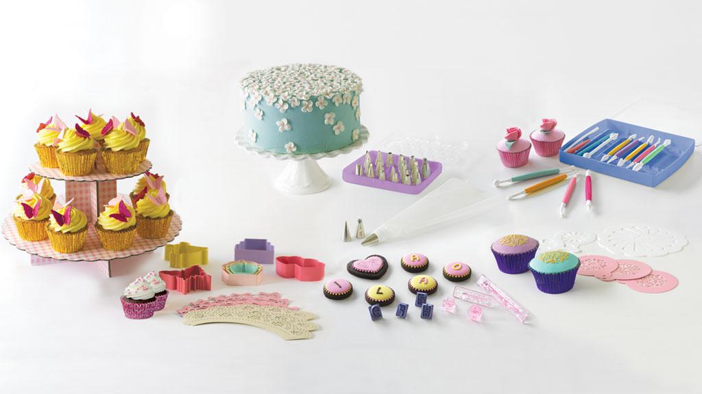 Utensilios indispensables para decorar tus ricos pasteles