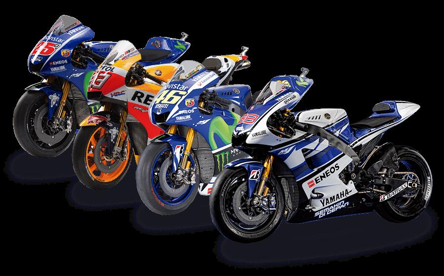 Toda la MotoGP a escala 1/18