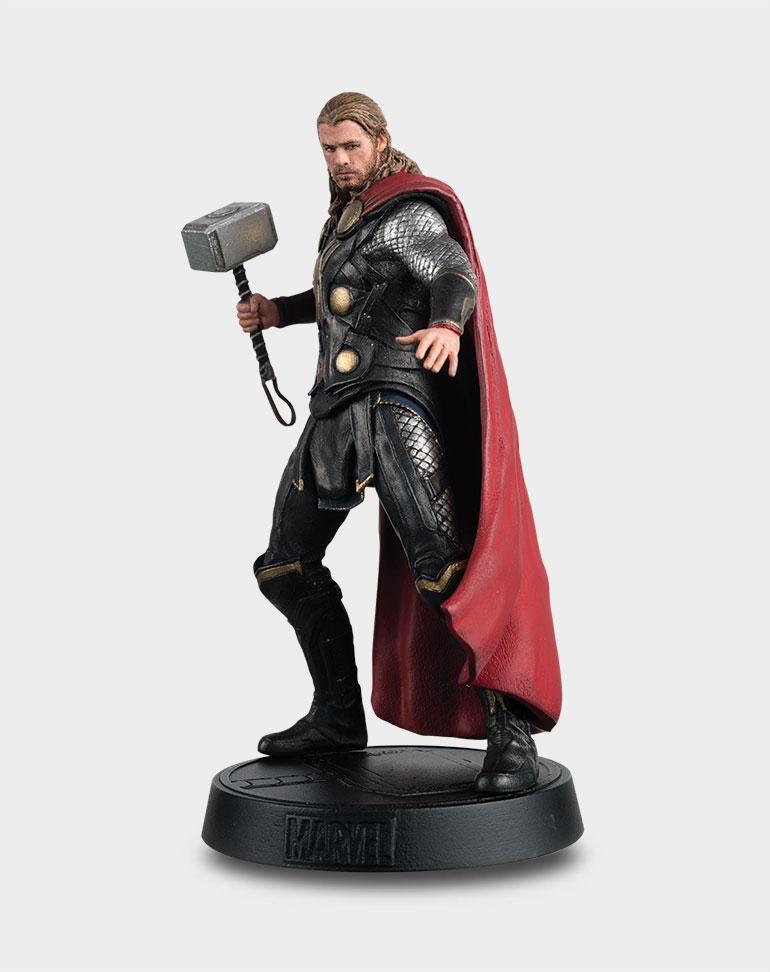 Fascículo 4 + Figura Thor