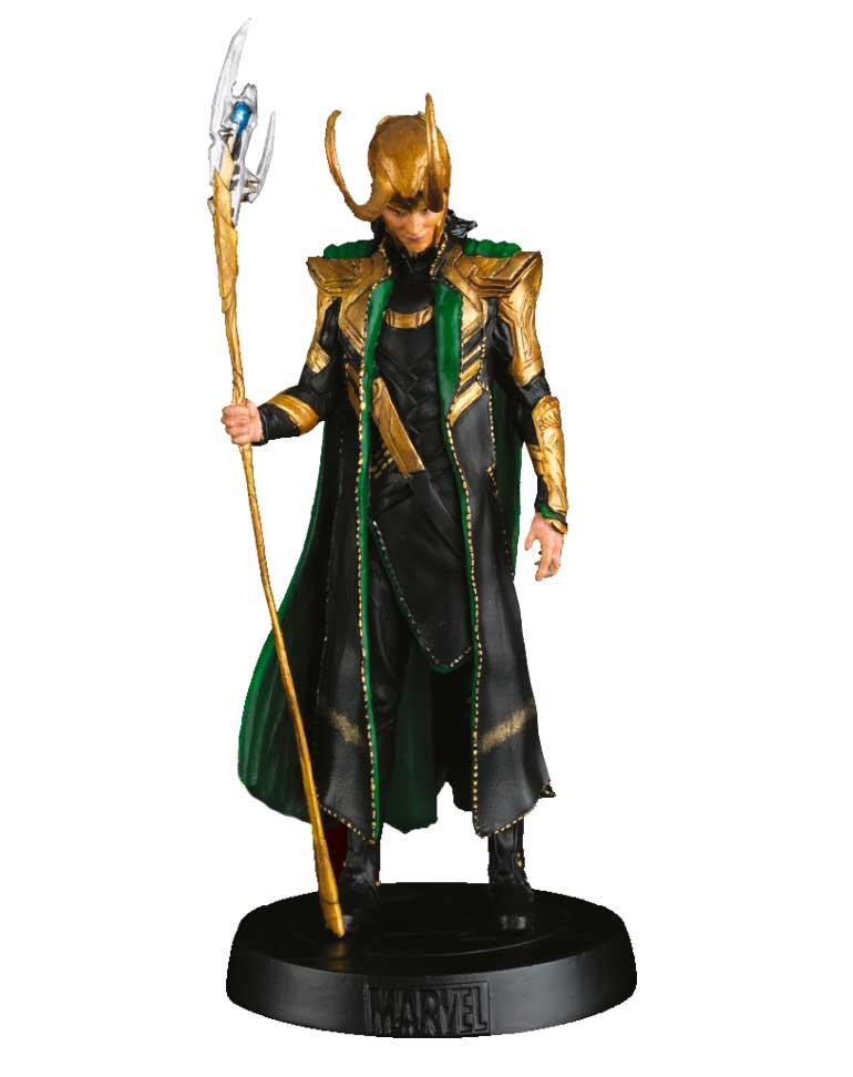 Fascículo 8 + Loki