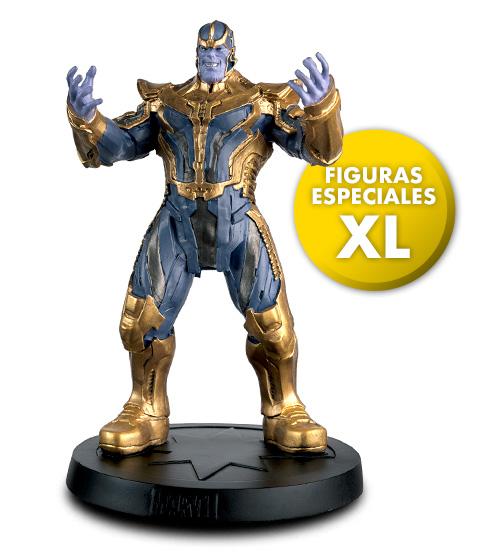 Fascículo 12 + Thanos