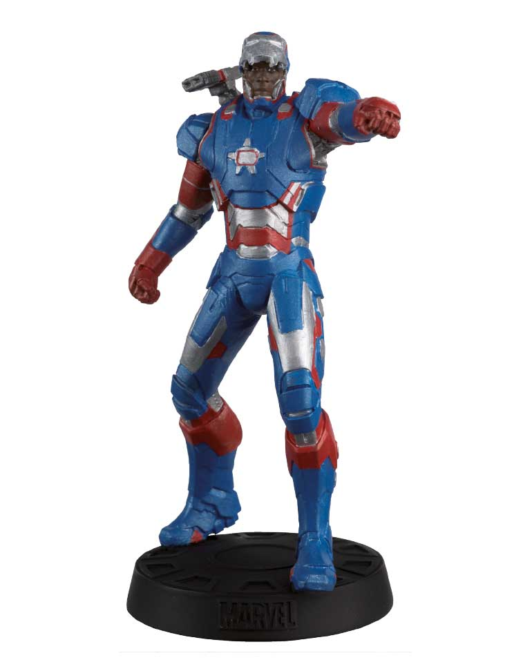 FASCÍCULO 21 + IRON PATRIOT