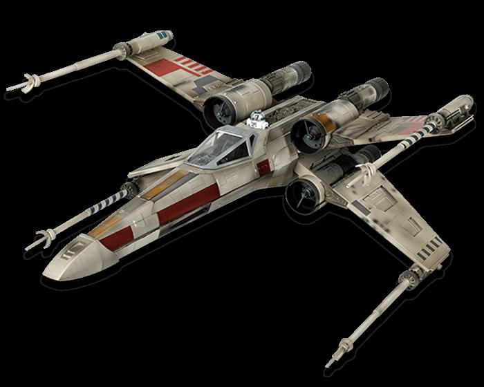 El legendario caza de Luke Skywalker puede ser tuyo