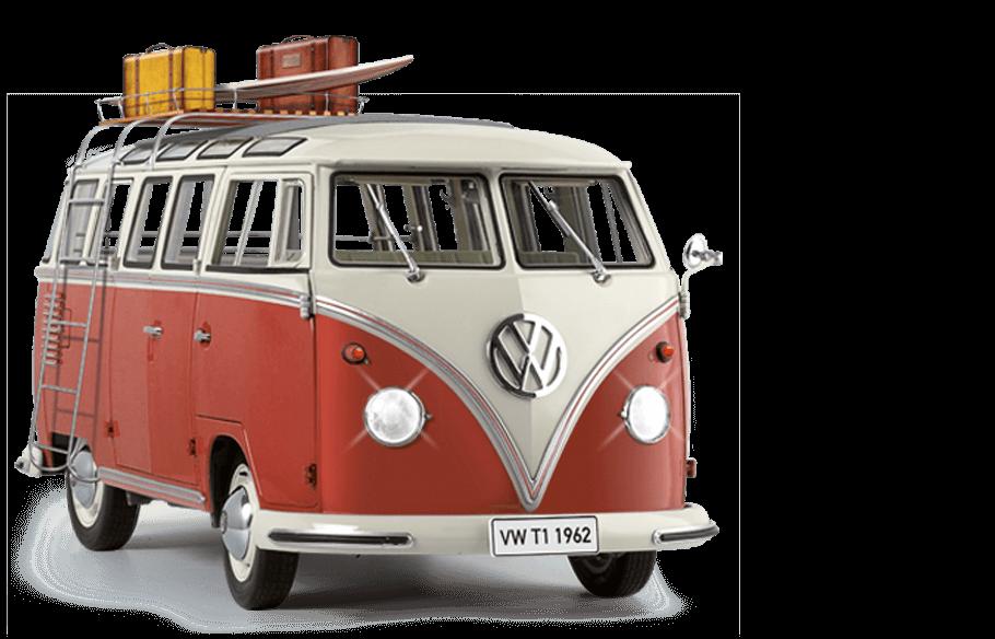 VW Combi Samba