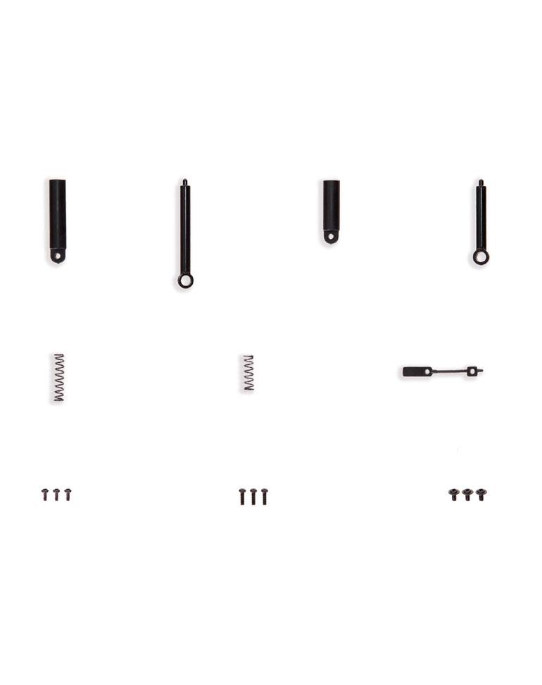 Fascículo 7 + piezas