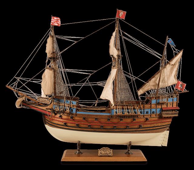 El navío histórico de la Armada Invencible