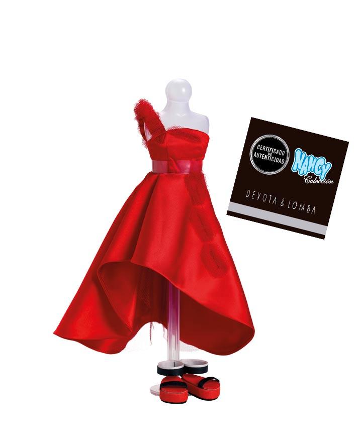 Fascículo 1 + Vestido DEVOTA & LOMBA + Zapatos