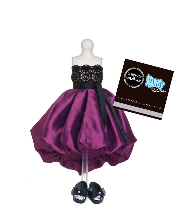 Fascículo 3 + Vestido HANNIBAL LAGUNA + Zapatos