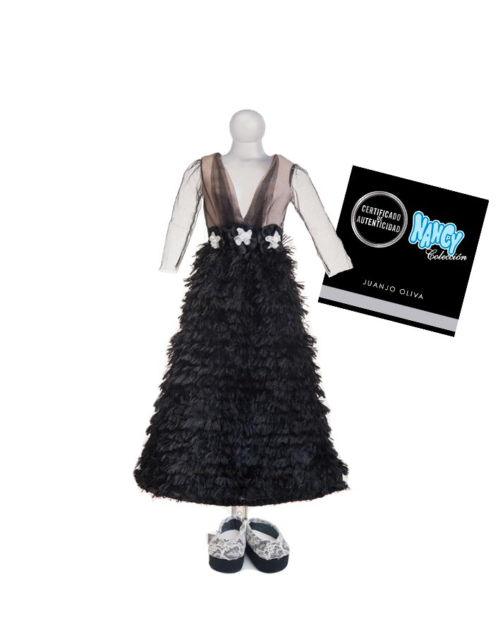 Fascículo 5 + Vestido ION FIZ + Zapatos