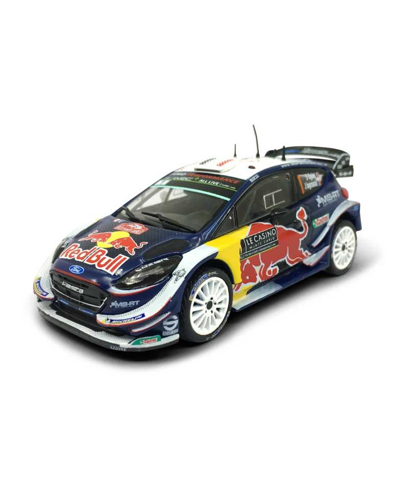 FORD FIESTA WRC+ FASCÍCULO 1