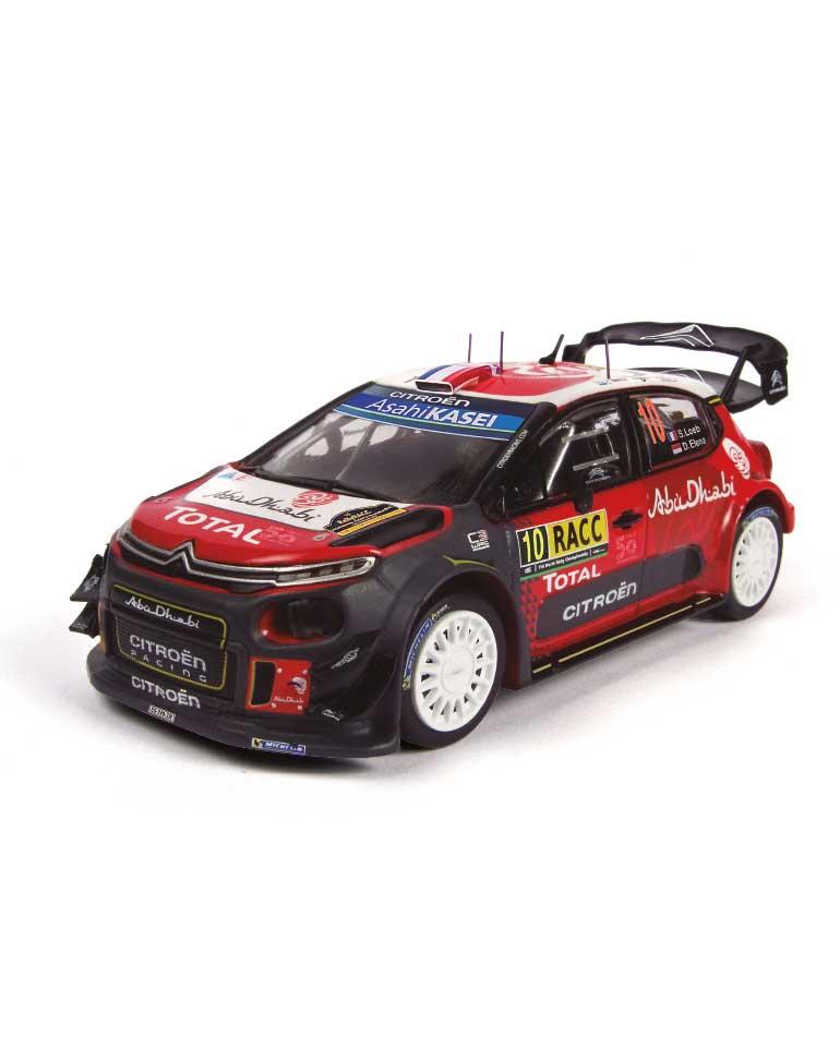 CITROËN C3 WRC + fascículo 2
