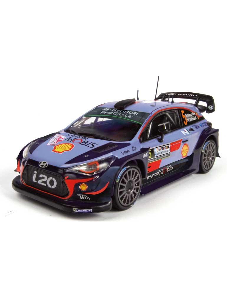 HYUNDAI i20 WRC+ FASCÍCULO 3
