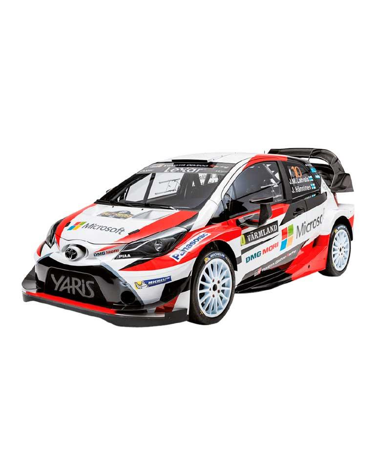 TOYOTA YARIS WRC + FASCÍCULO 4