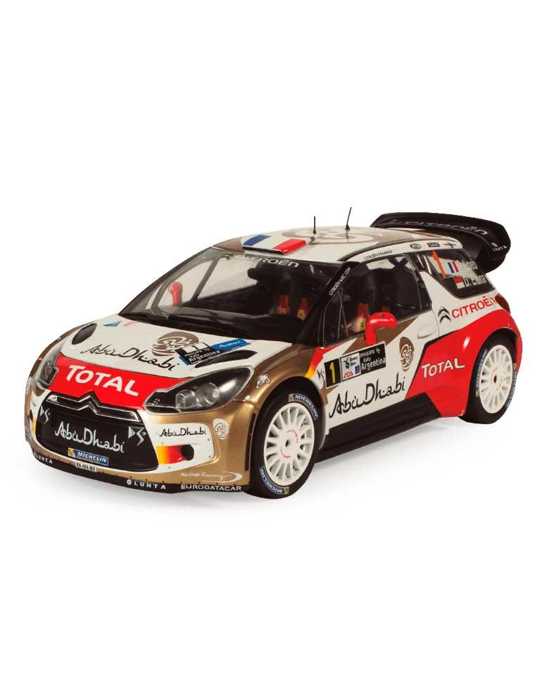 CITROËN DS3 WRC + FASCÍCULO 6