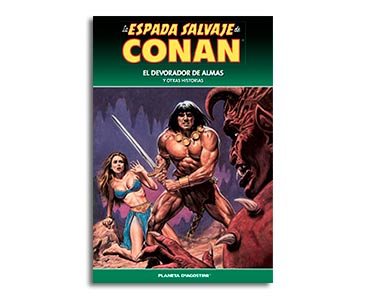 La espada salvaje de Conan volumen 75