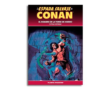 La espada salvaje de Conan volumen 76