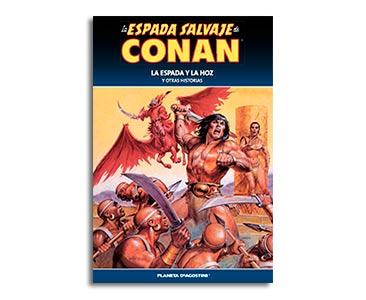 La espada salvaje de Conan volumen 77