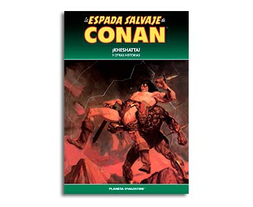 La espada salvaje de Conan volumen 78