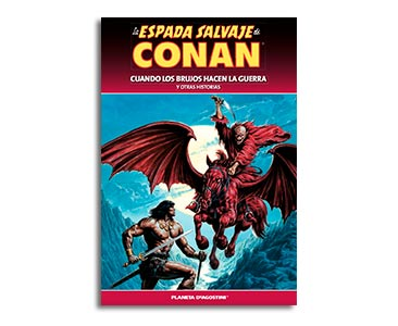 La espada salvaje de Conan volumen 79