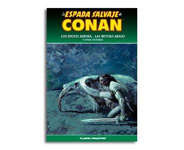 La espada salvaje de Conan volumen 81