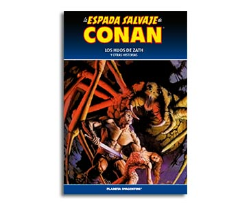 La espada salvaje de Conan volumen 80