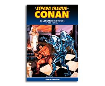 La espada salvaje de Conan volumen 83