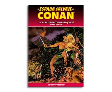 La espada salvaje de Conan volumen 82