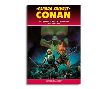 La espada salvaje de Conan volumen 85