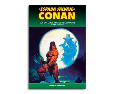 La espada salvaje de Conan volumen 84