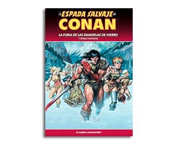 La espada salvaje de Conan volumen 67