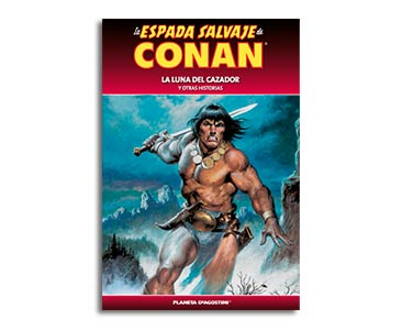 La espada salvaje de Conan volumen 64