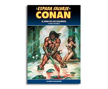 La espada salvaje de Conan volumen 68
