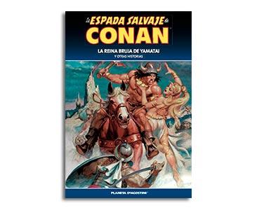 La espada salvaje de Conan volumen 74