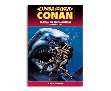 La espada salvaje de Conan volumen 73