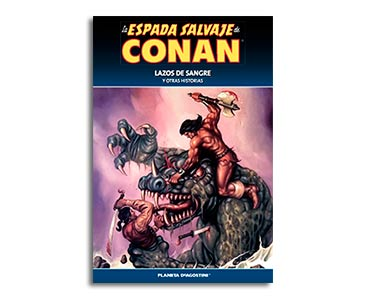 La espada salvaje de Conan volumen 71