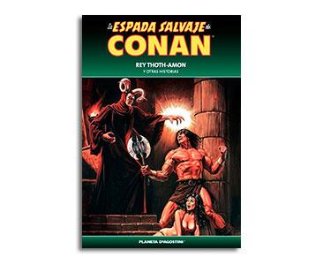 La espada salvaje de Conan volumen 15