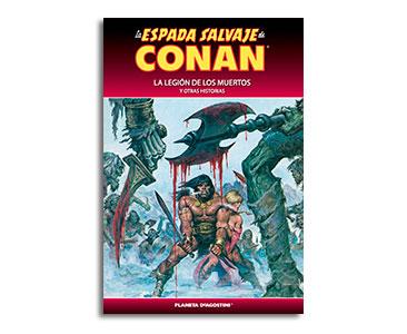 La espada salvaje de Conan volumen 13