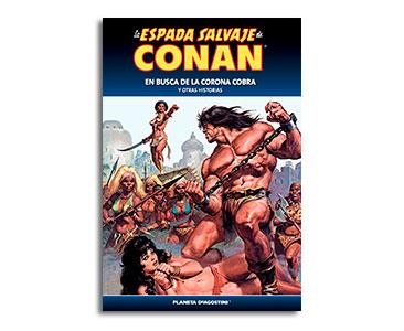 La espada salvaje de Conan volumen 14