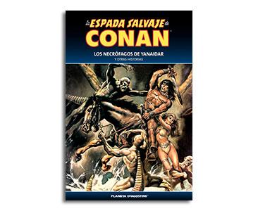 La espada salvaje de Conan volumen 11