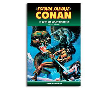 La espada salvaje de Conan volumen 12
