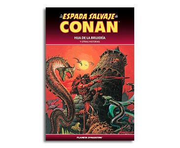 La espada salvaje de Conan volumen 10