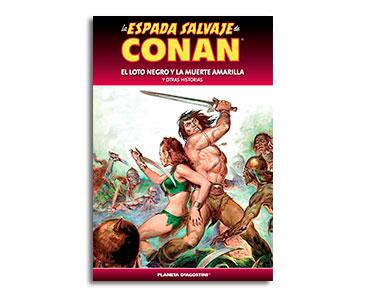 La espada salvaje de Conan volumen 19