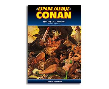 La espada salvaje de Conan volumen 17